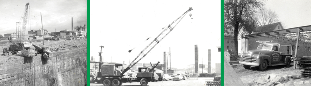 infrastructure crane and commercial crane