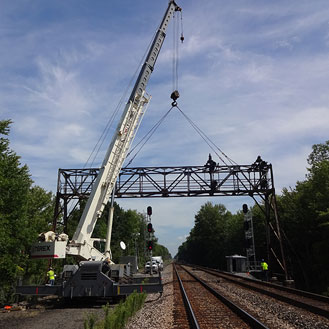 Lockport crane rental